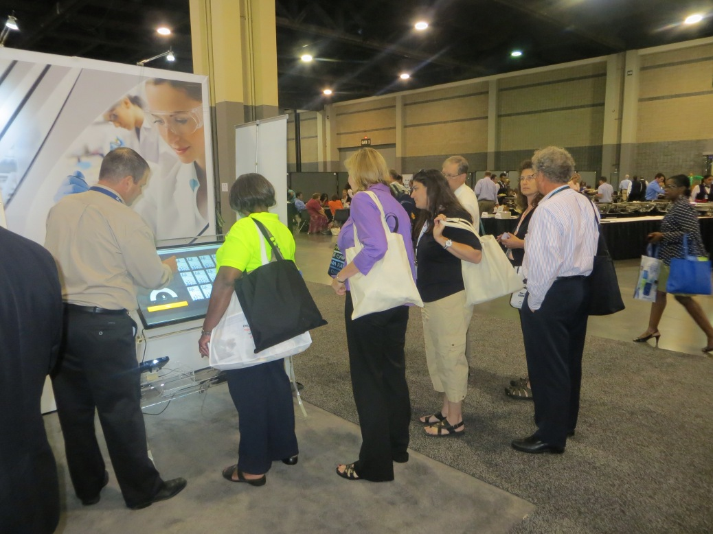 Draw a crowd at Trade Shows